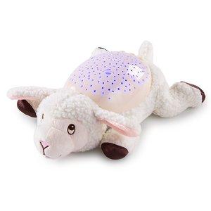 Einschlafhilfe für Baby Summer Infant Slumber Buddie Das Lamm Sternenhimmel-Nachtlicht